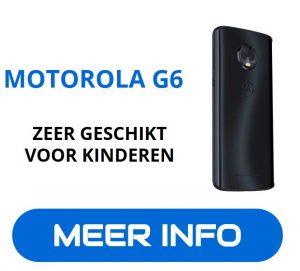 Smartfone voor kinderen Moto G6