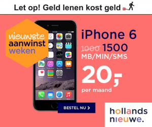 Iphone6-HollandsNieuwe