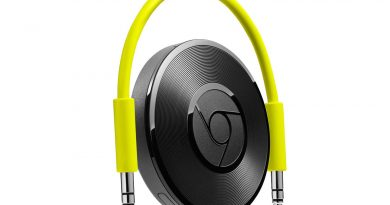Google stopt met Chromecast Audio