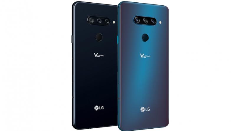 LG V40 in Nederland kopen