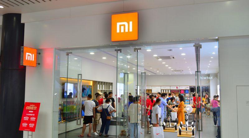 Opening van de Xiaomi store in Parijs